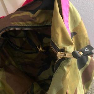 ANDI Bags - Andi Camo Pop Pink tote